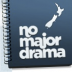 No major drama logo.